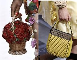 Những mẫu túi xách sành điệu của mùa xuân 2019
