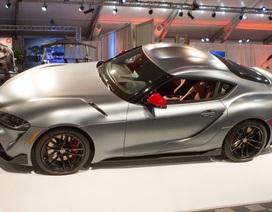 Chiêm ngưỡng chiếc Toyota Supra 2020 đặc biệt vừa được trả giá hơn 2 triệu USD