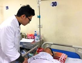 Nạn nhân vụ tai nạn ô tô tông chết 8 người ở Hải Dương nhập viện Việt Đức trong tình trạng nặng