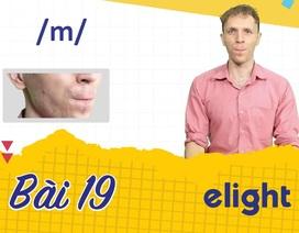 Học tiếng Anh: Phân biệt nhanh, chuẩn xác âm /h/ và /m/ trong 10 phút