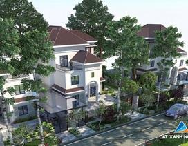 Giá trị sinh lời đột phá của biệt thự view hồ Xuân An Green Park