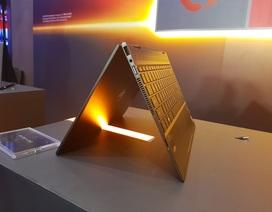 HP ra mắt máy tính xoay 360 độ sử dụng chíp AMD Ryzen
