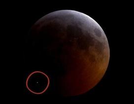 """Xôn xao ánh sáng trắng lóe lên trong kỳ """"siêu trăng sói máu"""""""