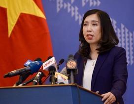 Bộ Ngoại giao: Việt Nam mong muốn Venezuela hòa bình, ổn định