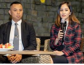 Khánh Thi - Chí Anh xin thành lập Liên đoàn Khiêu vũ Thể thao Việt Nam