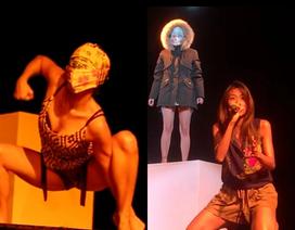 Suboi ma mị hát ráp kết hợp cùng nghệ sĩ múa đương đại người Pháp