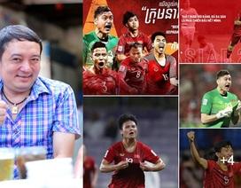 Nghệ sĩ ồ ạt làm thơ bày tỏ niềm tin đội tuyển Việt Nam thắng Nhật Bản