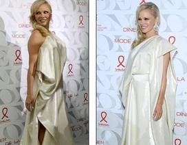 Pamela Anderson vẫn gợi cảm ở tuổi 52