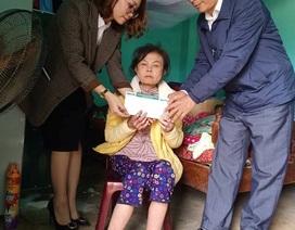 Trao hơn 33 triệu đồng đến 2 hoàn cảnh khó khăn tại Thanh Hóa