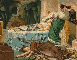 Đã tìm thấy ngôi mộ bí ẩn của của Nữ hoàng Cleopatra?