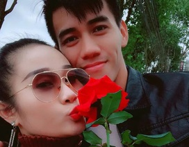Bạn gái Duy Mạnh, Tiến Linh, Đặng Văn Lâm an ủi bạn trai sau trận thua Nhật Bản
