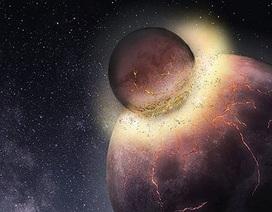Sự sống trên Trái Đất đến từ một vụ va chạm hơn 4 tỷ năm trước?