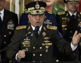 Lãnh đạo quân đội Venezuela đồng loạt ủng hộ đương kim Tổng thống Maduro