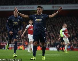 Arsenal 1-3 Man Utd: Dấu ấn của Sanchez, Lingard và Martial