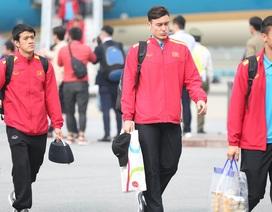 """Đặng Văn Lâm: """"Tôi không phải là người nổi nhất đội tuyển Việt Nam"""""""