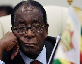 Nhà riêng cựu Tổng thống Zimbabwe bị mất cắp 1 triệu USD