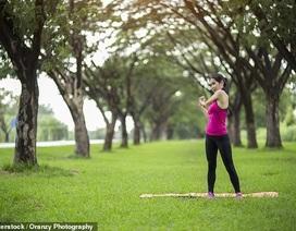 Chị em tập thể dục bao lâu là đủ?