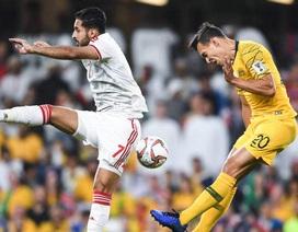 Chủ nhà UAE biến Australia thành cựu vô địch Asian Cup