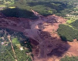 Vỡ đập ở Brazil, hàng trăm người mất tích