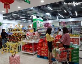 Sắm Tết với muôn vàn lựa chọn tại Sunshine Mart