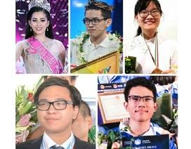 """5 gương mặt 10x """"tuổi trẻ tài cao"""" tiêu biểu năm 2018"""