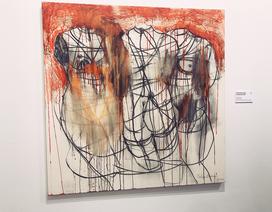Tác phẩm của nghệ sỹ Việt thu hút sự chú ý tại tuần lễ nghệ thuật Singapore