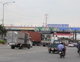 BOT An Sương - An Lạc tuyên bố xả trạm 3 ngày Tết để tri ân khách hàng