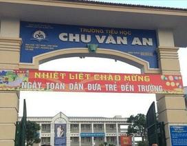 Sở Y tế Hà Nội lên tiếng vụ học sinh phải sử dụng nước nhiễm khuẩn