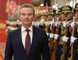 Australia lên án Trung Quốc quân sự hóa Biển Đông