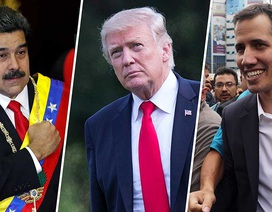 Chia rẽ từ khủng hoảng Venezuela
