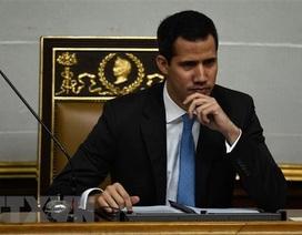 """""""Tổng thống tự phong"""" Venezuela thừa nhận bí mật thảo luận kế hoạch hạ bệ Tổng thống Maduro"""