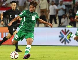 Juventus theo đuổi ngôi sao từng ghi bàn vào lưới tuyển Việt Nam