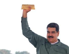 Tổng thống tự phong kêu gọi Anh không trả lại 1,3 tỷ USD vàng dự trữ cho Venezuela