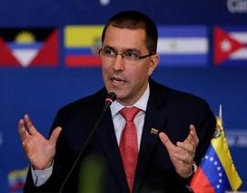 """Ngoại trưởng Venezuela """"tố"""" Mỹ đứng sau âm mưu đảo chính"""