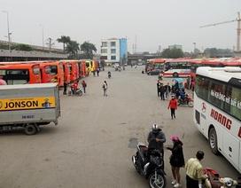 """Hà Nội: Nhà xe """"kêu trời"""" vì cận Tết vẫn vắng khách"""
