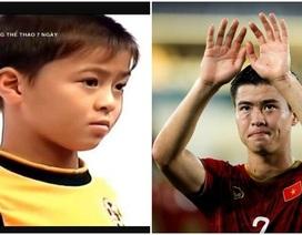 """Hình ảnh """"thuở ấu thơ"""" của các tuyển thủ Việt Nam khiến dân mạng thích thú"""