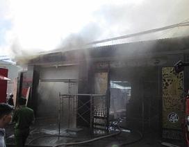 Nghi án mang xăng đến đốt nhà khiến 1 người tử vong