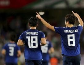 Nhìn lại chiến thắng đậm gây chấn động của Nhật Bản trước Iran