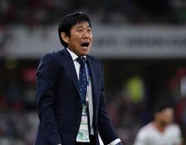 HLV Nhật Bản ca ngợi học trò sau chiến thắng trước Iran