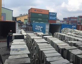 Trung Quốc cấm nhập nhựa phế liệu, Việt Nam ôm thêm cả nghìn tấn