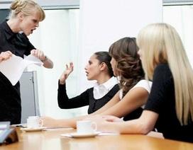 3 cách đối phó với căng thẳng nơi công sở