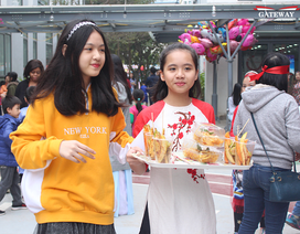 Trải nghiệm chợ tết bao cấp của học sinh trường Quốc tế