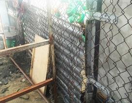Một người tử vong nghi bị điện giật bên hàng rào lưới B40