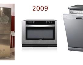 #10YearsChallenge: Những sản phẩm điện tử gia dụng trông thế nào 10 năm trước