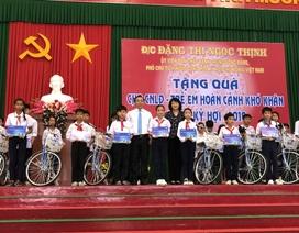 Bảo Việt Nhân thọ đồng hành cùng học sinh nghèo hiếu học
