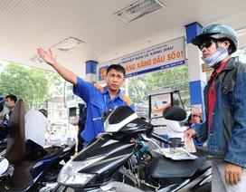 Tăng mức xả quỹ bình ổn, giá xăng dầu được giữ ổn định trong trước Tết Nguyên Đán