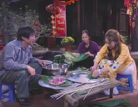 """Bạn gái cầu thủ Quang Hải đóng hài tết cùng dàn diễn viên """"Quỳnh búp bê"""""""