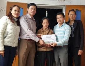 Hơn 38 triệu đồng đến với cụ bà Phạm Thị Ốc