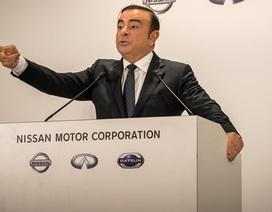 """Nissan cố tình """"bẫy"""" chủ tịch Carlos Ghosn?"""