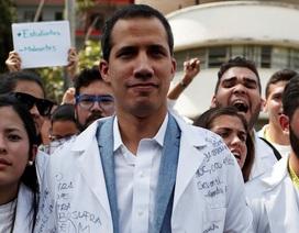 EU kêu gọi thành viên công nhận tổng thống tự phong của Venezuela